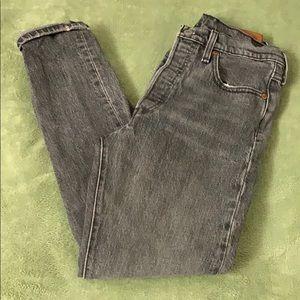 Skinny Black Levi Jeans